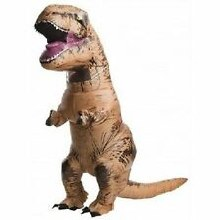 Inflatable T-Rex Adult Std