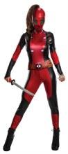 Deadpool Lady XS