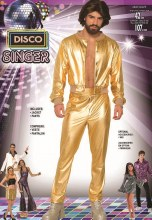 Disco Singer STD