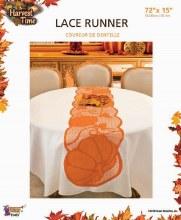 Runner Lace Pumpkin