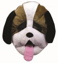 Mask Dog Mascot