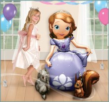 Sofia The First ~ 4ft Airwalker
