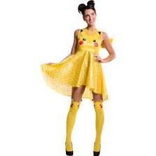 Pikachu Dress Adult L