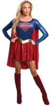 Supergirl Adult Lg