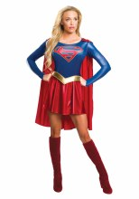 Supergirl Adult Med