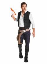 Han Solo Dlx Adult XL