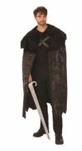 Cape Dark Woodsman Cloak
