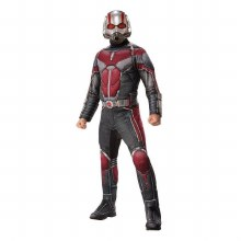 Ant-Man Dlx MC Adult XL