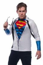 Superman Top w/ Tie XL