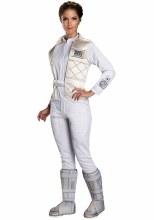 Princess Leia Hoth Adult Sm