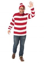 Waldo Dlx Adult Plus Size