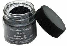 Paradise Glitter Black