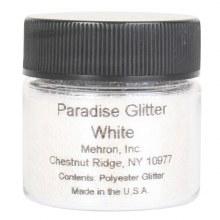 Paradise Glitter White