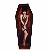 Elvira Coffin w/Talking Box