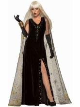 Celestial Dress w/Cape