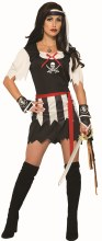 Pirate Lady Adult STD