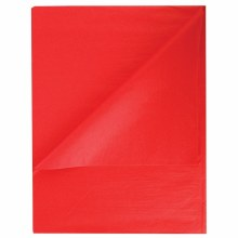 Tissue Flame Red