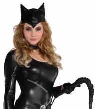 Headpiece Cat Purrvocative Blk