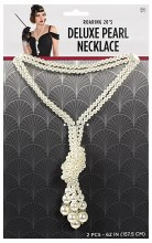 Necklace 20's Pearl DLX