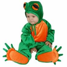 Little Frog Child