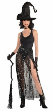 Skirt Sheer Wrap Mystic Lunar
