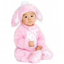 Little Pink Bunny Child 6-8