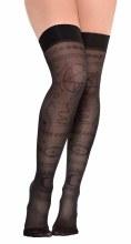 Socks Sheer Knee Celestial