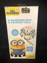 Minions Valentines