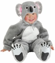 Little Koala Bear Child