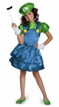 Luigi Skirt Child Lg