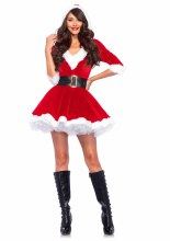 Mrs Claus Red M/L