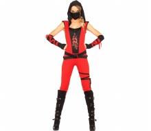 Ninja Assassin 4pc M