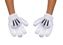 Gloves Mickey Mouse Adult