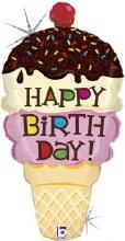 """33"""" Ice Cream Cone"""