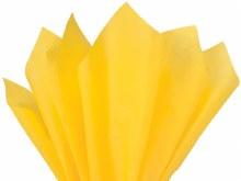 Tissue Wrap Neon Yellow