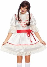 Haunted Doll Adult S