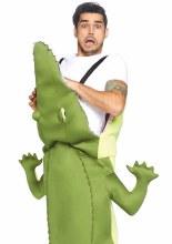 Man-Eating Alligator OS