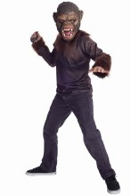 Caesar Planet of the Apes Child Med