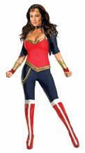 Wonder Woman Jumpsuit L