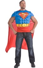 Superman Muscle Shirt STD