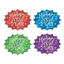 Foil New Year Cutout