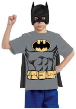 Batman T-Shirt Child Lg