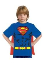 Superman T-Shirt Child Lg