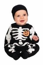 Black Skeleton 0-6m