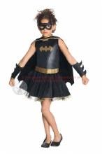 Batgirl Tutu Dress Child Toddler