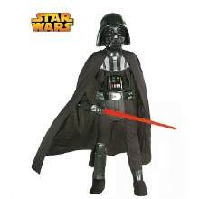 Darth Vader Dlx Child 12-14