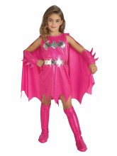 Batgirl Pink SM