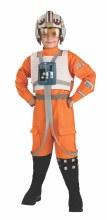 Flightsuit Dlx Or Child Lg