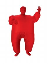 Inflatable OversizeSuit Red