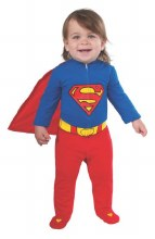 Superman Romper Infant